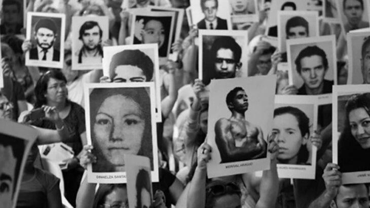 """Alberto Fernández recordó a las víctimas del terrorismo de Estado y pidió """"castigo"""" para los responsables"""