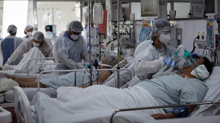 En Brasil temen por faltantes de oxígeno y fármacos