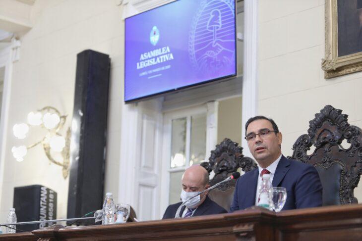 El gobernador Valdés ratificó la decisión de apuntalar el perfil industrial de Corrientes