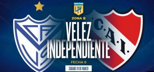 Vélez e Independiente