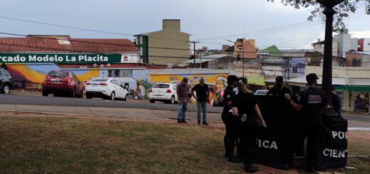 En Posadas, un hombre se descompensó y murió en la vía pública el día de su cumpleaños
