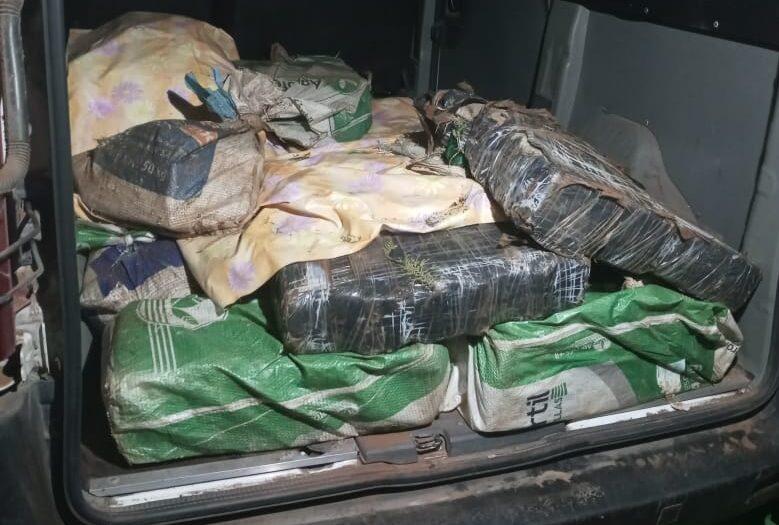La Policía secuestró más de media tonelada de marihuana en San Javier y Campo Viera
