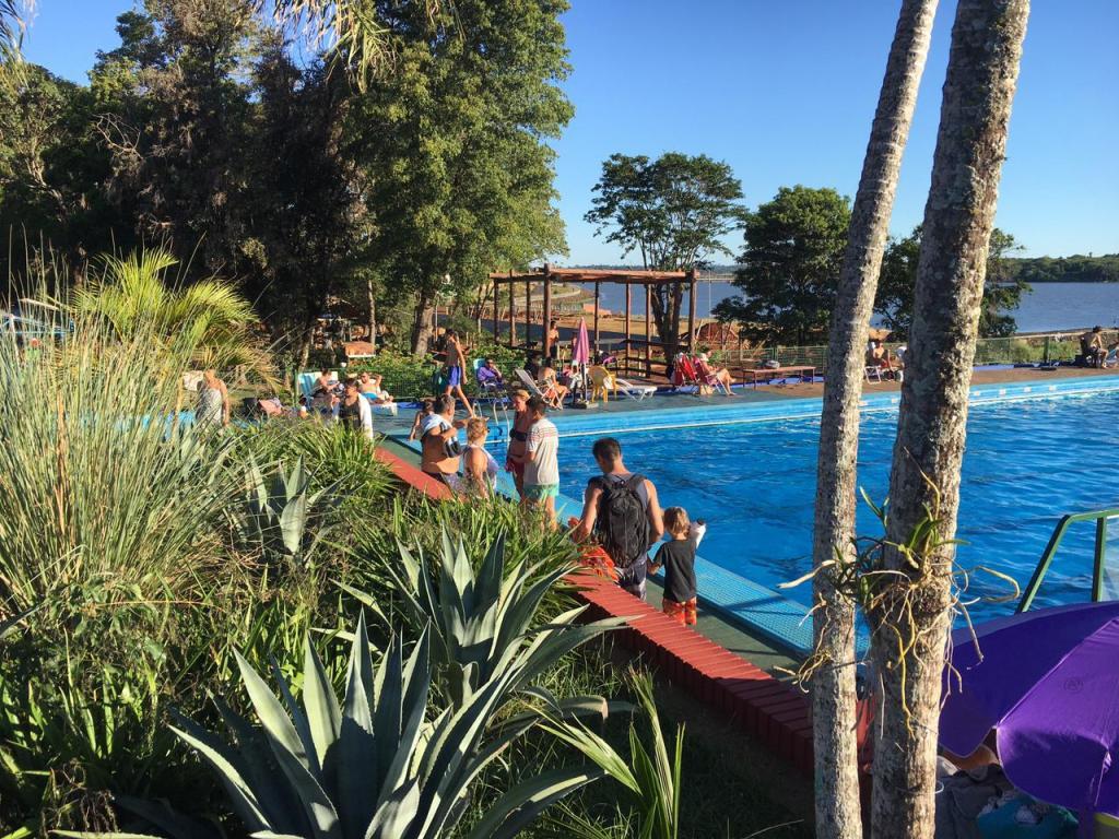 Vuelta a clases en Misiones: los niños disfrutaron en Posadas del último domingo de vacaciones