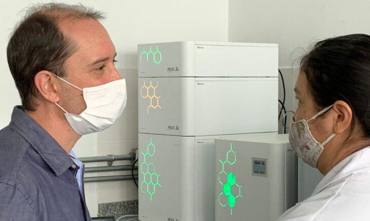 El Laboratorio del Parque Industrial y de la Innovación pone en marcha el sector de cromatografía