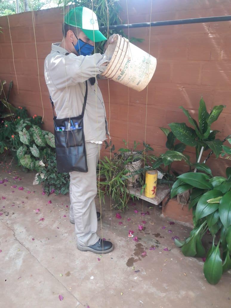 Posadas: continúan los operativos de bloqueos epidemiológicos y piden la colaboración de los vecinos en la lucha contra el dengue