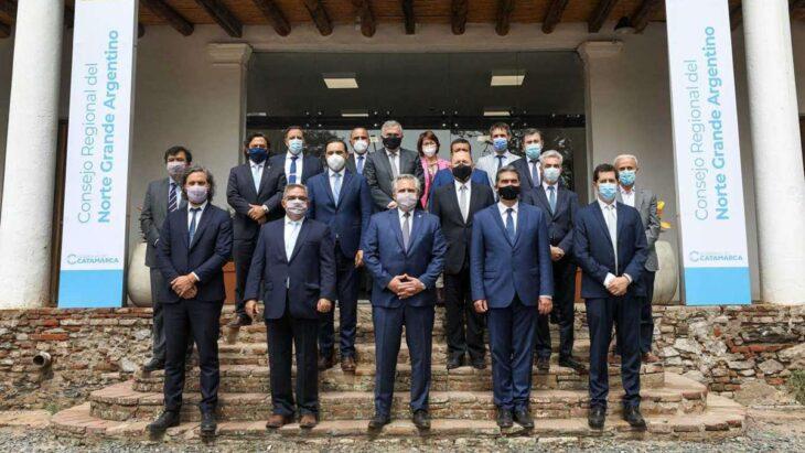 El Presidente anunció la reducción de aportes patronales al Norte Grande argentino para fomentar la creación de nuevos empleos
