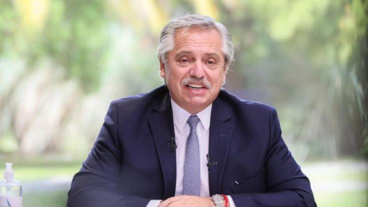 Coronavirus: Alberto Fernández evoluciona favorablemente y su cuadro clínico sigue siendo leve