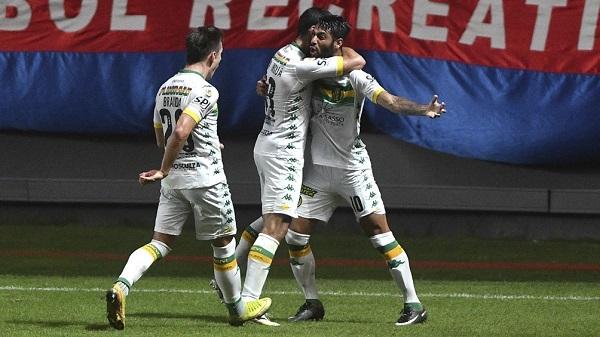 Copa de la Liga Profesional: Aldosivi sorprendió a San Lorenzo en el Nuevo Gasómetro