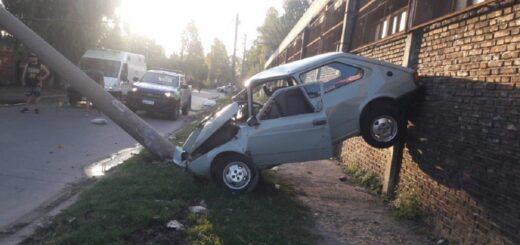 Buenos Aires: un adolescente de 14 años le robó el auto a su padre, atropelló y mató a un hombre