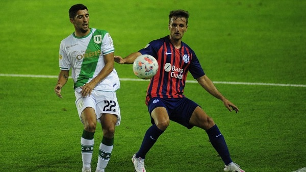 Copa Liga Profesional: Banfield y San Lorenzo empataron sin goles