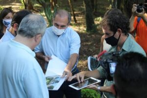 El bioparque combinará espacios para el contacto directo con la naturaleza y servicios para reposicionar a Posadas, en la oferta turística de la región