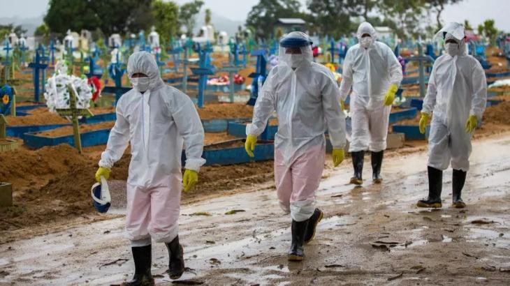 Coronavirus en Brasil: ante un posible colapso sanitario, San Pablo suspende actividades religiosas y eventos deportivos