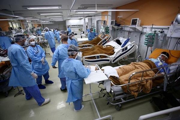 Coronavirus: Brasil superó las 300.000 muertes desde el inicio de la pandemia