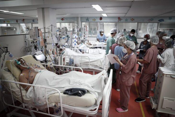 Brasil es el actual epicentro global de la pandemia: hospitales saturados, récord de muertes y 90.000 nuevos casos en las últimas horas