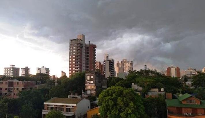 El tiempo en Misiones: inicio de semana inestable con probabilidades de chaparrones y tormentas