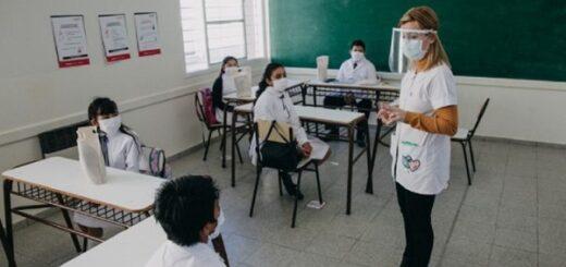 Clases presenciales: el ministro de Educación, Nicolás Trotta defendió la vuelta a las aulas