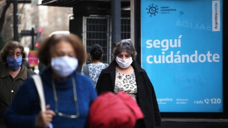 Coronavirus en Argentina: notificaron 27.001 contagios y 217 muertos en las últimas 24 horas