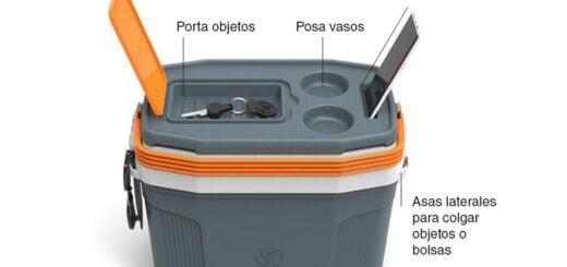 La conservadora portátil N° 1 de Termolar ya está en www.comprasmisiones.com.ar