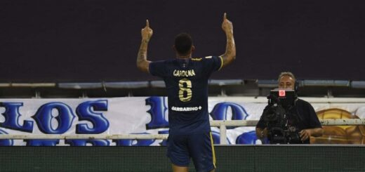 Boca goleó 7-1 a Vélez en Liniers y llega afilado al Superclásico con River