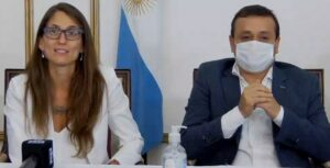 Herrera Ahuad y Gómez Alcorta acordaron que Misiones se adhiera al sistema integrado de casos de violencia por motivos de género