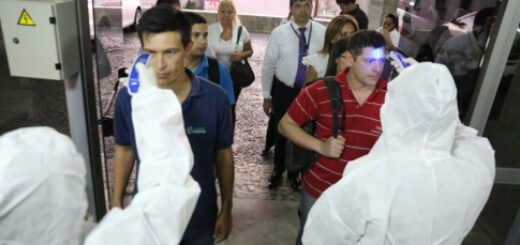 Paraguay: Encarnación, en emergencia, enfrenta una situación sanitaria delicada por el coronavirus