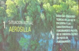 Presentaron el proyecto de revalorización del Parque Provincial Salto Encantado