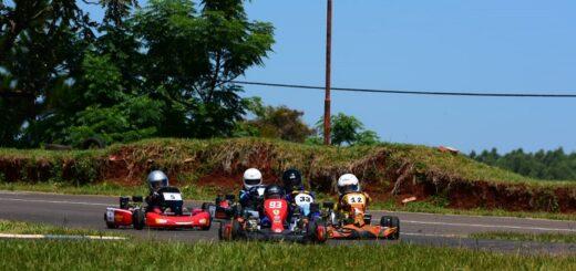 Oberá vivió el regreso soñado: 65 karting corrieron y hubo grandes competencias