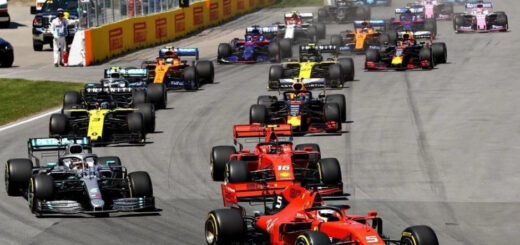 La Fórmula 1 confirmó el calendario de carreras de 2021