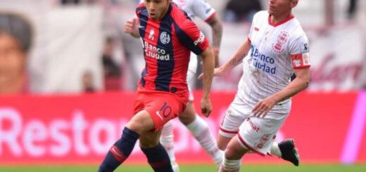San Lorenzo y Huracán empataron en un clásico cargado de tensión por la Copa de la Liga