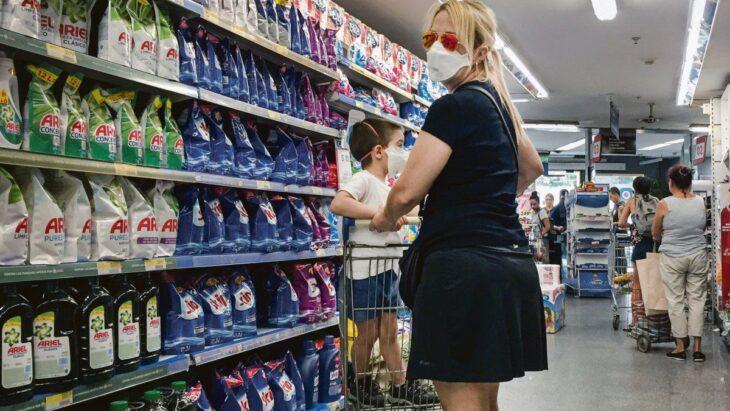Según el Indec la inflación de febrero fue de 3,6% en Argentina