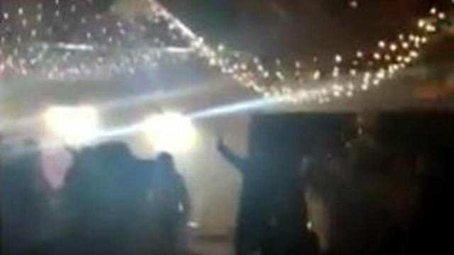 San Luis: maestros participaron de una fiesta sin protocolos