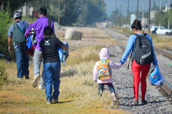 Migrantes Game over, start again