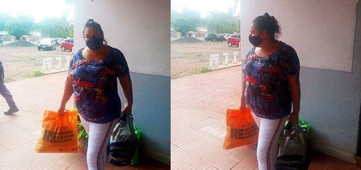 Vuelven a detener a María Ovando y la trasladan a la Unidad Penal V de Mujeres
