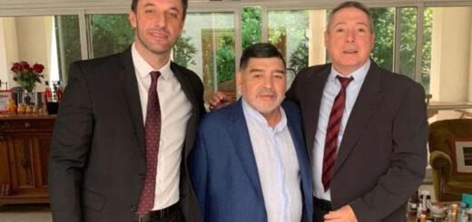 """La Justicia habilitó a Matías Morla para seguir usando la marca """"Maradona"""""""