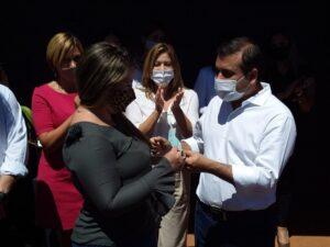 Herrera Ahuad destacó a Puerto Rico como un ejemplo de organización de actividades económicas y cuidados de la salud