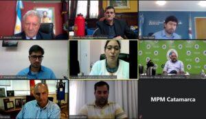 Misiones participó de una nueva reunión de la junta ejecutiva del Norte Grande argentino