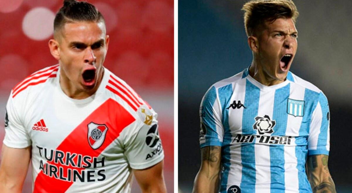 River Plate y Racing definen la Supercopa Argentina en Santiago del Estero  - MisionesOnline