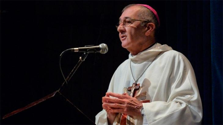 """Carta del obispo de Posadas, Juan Rubén Martínez: """"Sobre el perdón y la reconciliación"""""""