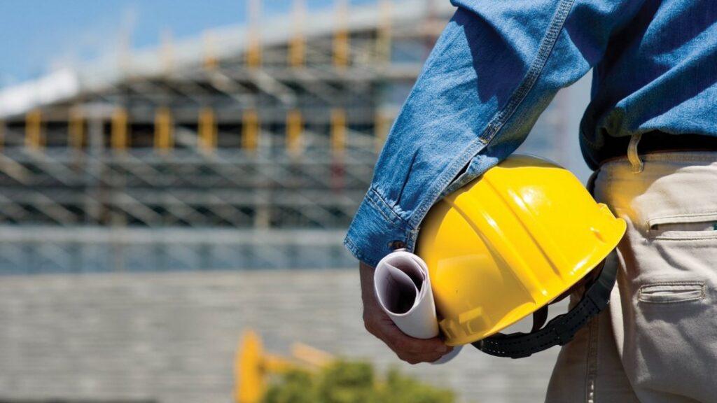 Construcción, mano de obra.