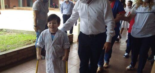 Herrera Ahuad reclamó más vacunas a Nación para inmunizar a camioneros y personal de las fuerzas de seguridad