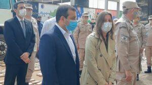 Confirman nueva visita de la ministra Frederic a Puerto Iguazú y el gobierno de Misiones le mostrará la permeabilidad de la frontera con Brasil