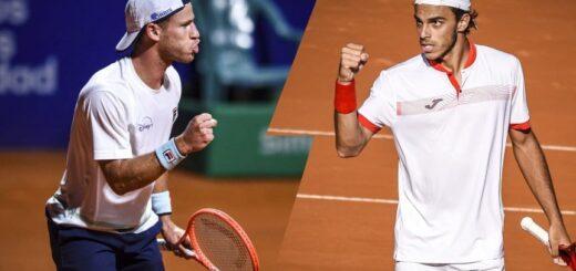 Tenis: Diego Schwartzman y Francisco Cerúndolo jugarán la final del Argentina Open