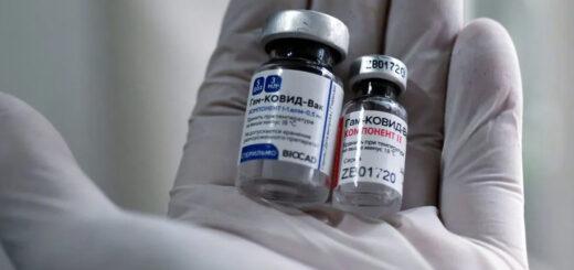 La Agencia Europea de Medicamentos evalúa la vacuna Sputnik V