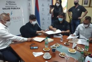 Lanzaron la Tecnicatura Superior en Emergencias Prehospitalaria en Misiones