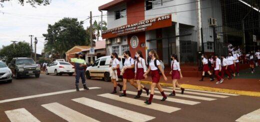 La Dirección de tránsito de Eldorado reforzará operativos en las calles y capacitación de los agentes