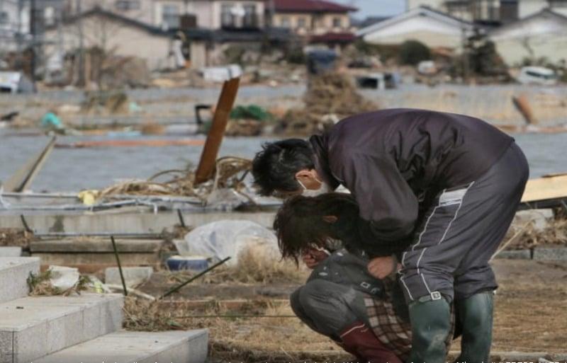 10 años del tsunami de Japón: más de 15 mil muertos y una herida que aún no cierra