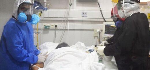 Encarnación: sector de cuidados intensivos y salas de reanimación colapsadas, mientras discuten en Asunción sobre pagos de vacunas