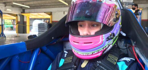 Automovilismo: Mairu Herrera Ahuad prepara su debut en la Fórmula Renault 2.0