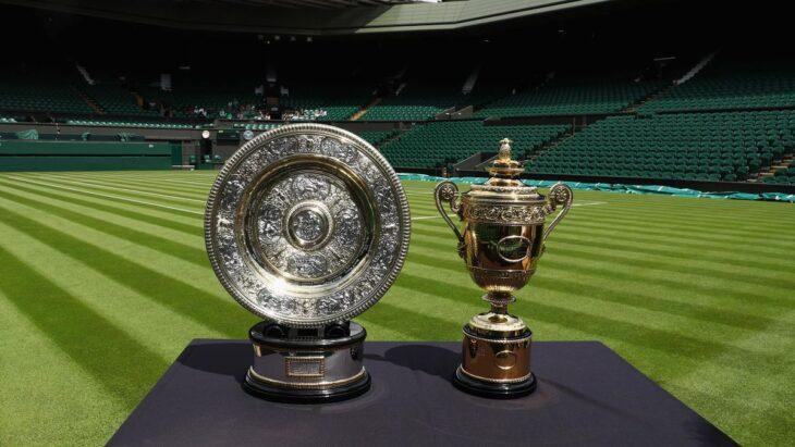 Tenis: Wimbledon se jugará con público reducido en los estadios