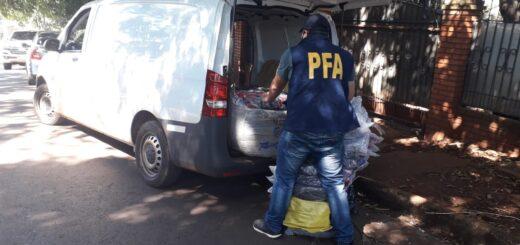 Detuvieron a un hombre en Iguazú con pedido de captura nacional e internacional por el delito de contrabando